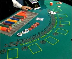 Pourquoi choisir les tables de blackjack en ligne