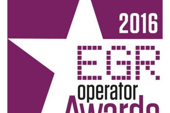 Le vainqueur des EGR Operator Awards 2016