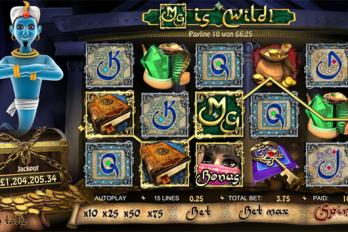5 millions via la slot Millionaire Genie en 4 jours