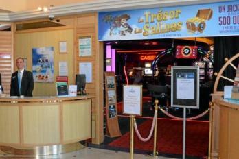 35 nouvelles machines à sous au casino de Carnac