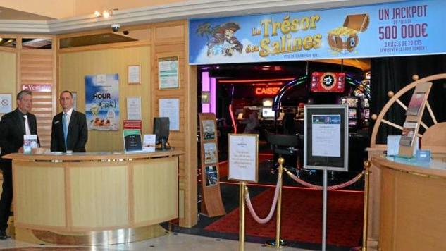 Casino carnac nouvelles machines phrase croupier roulette