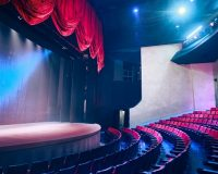Le Fouquet's au casino d'Enghien-les-Bains en avril