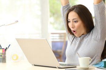 Derniers gagnants sur les sites de jeux d'argent