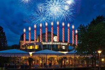 Visite du Grand Casino Baden