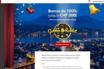 Revue du casino suisse légal et en ligne MyCasino.ch