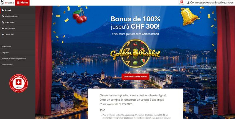 My Casino Suisse