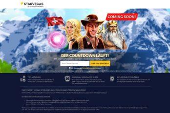 Le casino StarVegas.ch d'Interlaken prépare son lancement