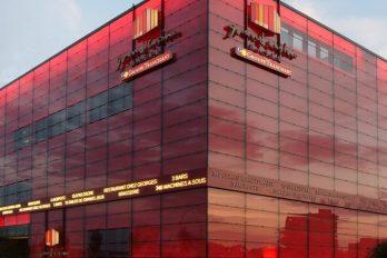 Visite guidée du casino de Bâle, le Grand Casino de Basel